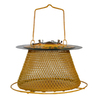 Garden Treasures Metal Hopper Bird Feeder