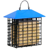 Garden Treasures Plastic Two-Cake Suet Feeder
