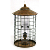 Garden Treasures Metal Squirrel-Resistant Tube Bird Feeder