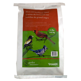 Garden Treasures 20-lb Single Seed Bird Seed