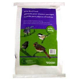 Garden Treasures 40-lb Wild Bird Blend Bird Seed