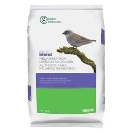Garden Treasures 35-lb Wild Bird Blend Bird Seed