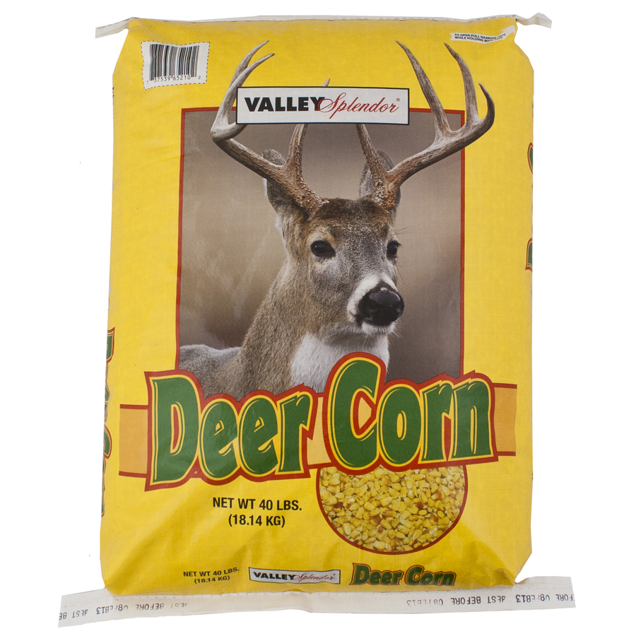 Shop Valley Splendor 40-lbs Deer Corn and Seed Cake at Lowes.com