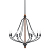 Kichler Lighting Carlotta 8-Light Chandelier