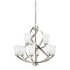 Kichler Lighting Layla 9-Light Chandelier