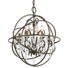 Kichler Lighting 21.037-in 6-Light Standard Chandelier