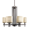 Portfolio 6-Light Delavan Olde Bronze Chandelier