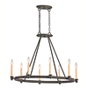 Portfolio 8-Light Candlebury Colton Bronze Chandelier