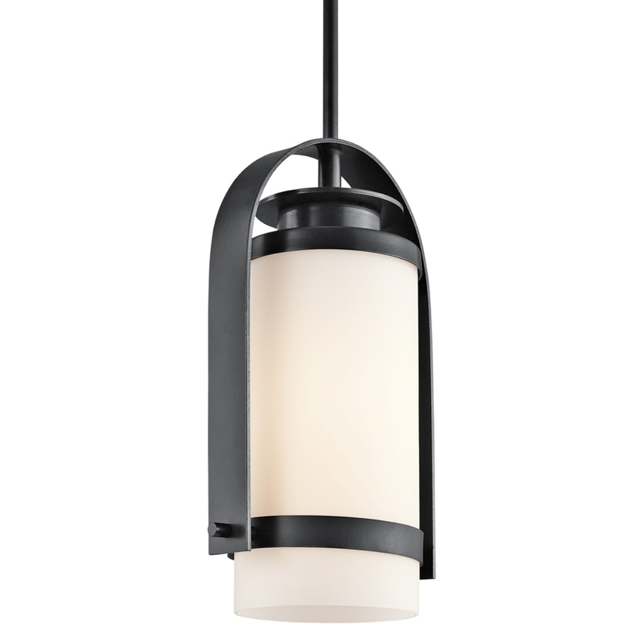 Shop Portfolio Westport 14-1/2-in Black Outdoor Pendant Light at .  sc 1 st  Interior Design Magazine & Interior Design Magazine: Portfolio Outdoor Lighting Instructions