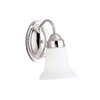 Portfolio Aztec Chrome Bathroom Vanity Light