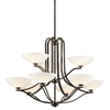 Portfolio 9-Light Chatham Olde Bronze Chandelier