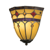Portfolio 8-in W Aztec 1-Light Imperial Bronze Pocket Wall Sconce