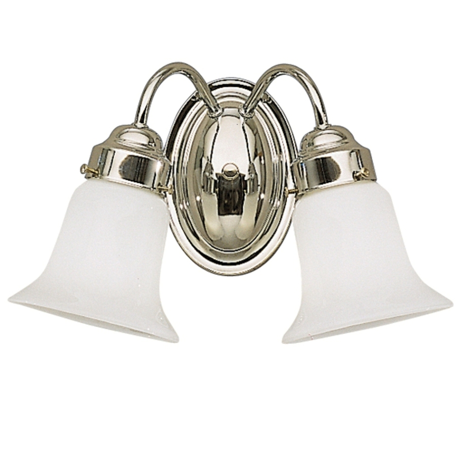 Bathroom Vanity Lights Chrome Portfolio 4 Light Polished Chrome Bathroom Vanity Light Lowe S