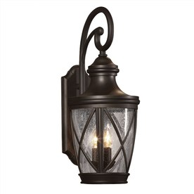 Shop Outdoor Wall Lights At Lowes Com Display Product Reviews For Castine  23 75 In H