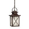 Kichler Lighting Haven 17.17-in Outdoor Pendant Light