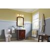 Portfolio 3-Light Paces Brushed Nickel Bathroom Vanity Light
