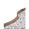 Frame It All 8-Pack 4-ft Brown Landscape Edging Sections