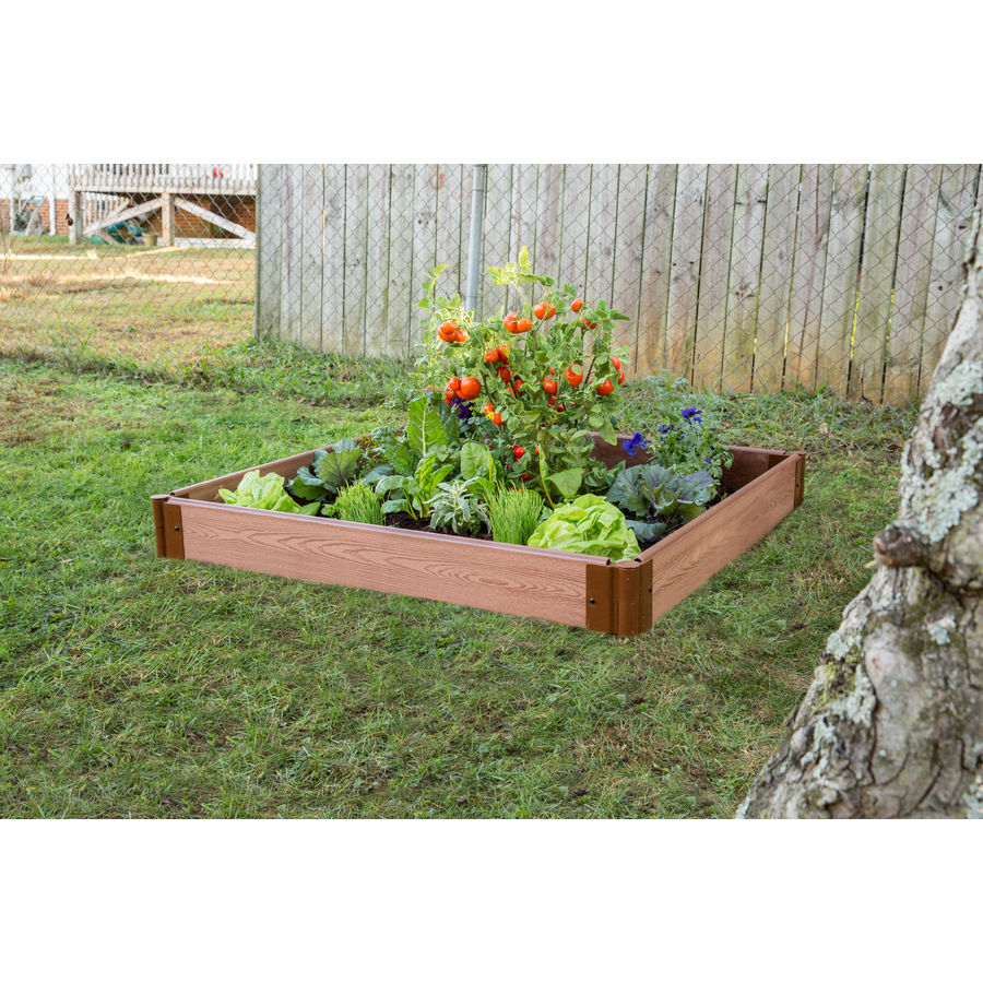 Planter Boxes Made From Composite Decking All Kind Of Wpc: Enlarged Image Demo