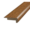 Pergo 2-3/8-in x 6-ft 6-11/16-in Oak Stair Nose Moulding