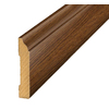 SimpleSolutions 3-5/16-in x 7-ft 10-1/2-in Hickory Base Moulding