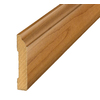 SimpleSolutions 3-1/4-in x 94-1/2-in Pine Base Moulding