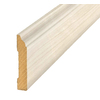 SimpleSolutions 3-5/16-in x 7-ft 10-1/2-in Pine Base Moulding