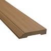 SimpleSolutions 3-3/8-in x 94-1/2-in Rustic Natural Maple Base Moulding