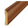 SimpleSolutions 3-1/4-in x 94-1/2-in Cherry Base Moulding