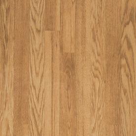 Pergo MAX 7.61-in W x 3.96-ft L Natural Oak Wood Plank Laminate Flooring
