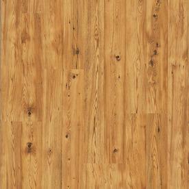 Mature pine pergo flooring