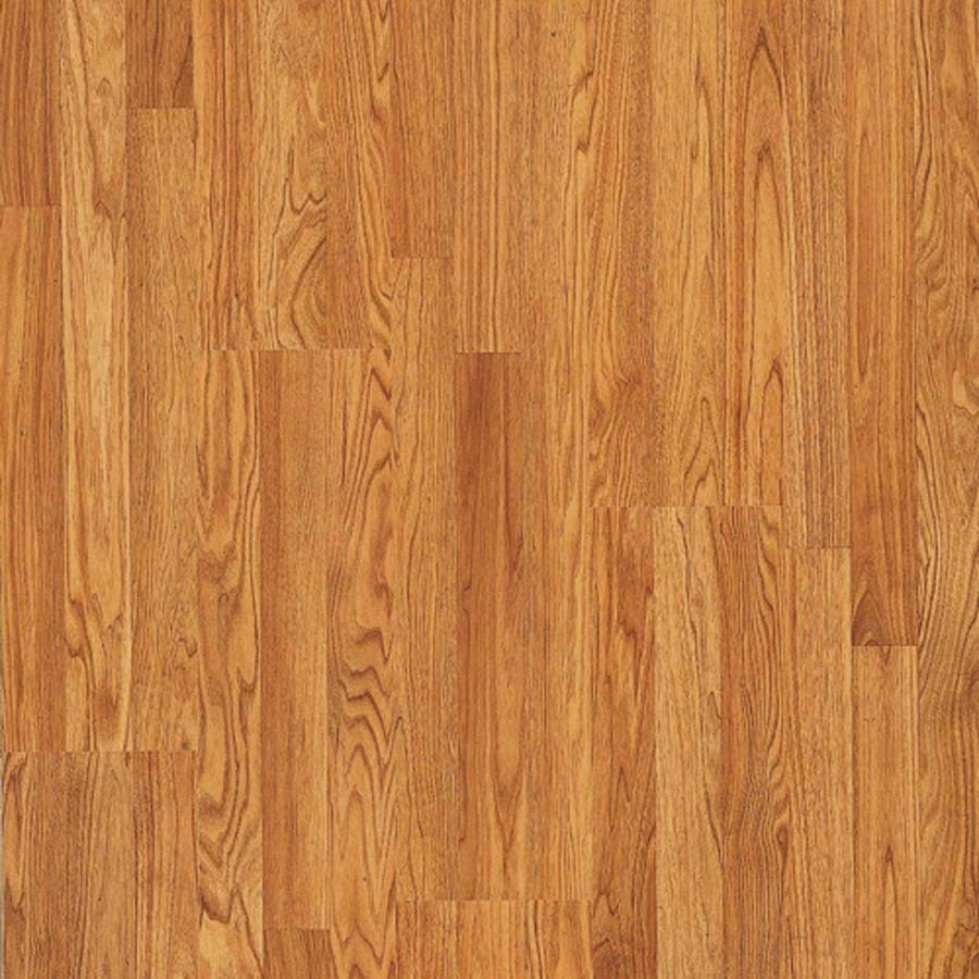 Shop pergo max w x l butterscotch oak for Pergo laminate flooring