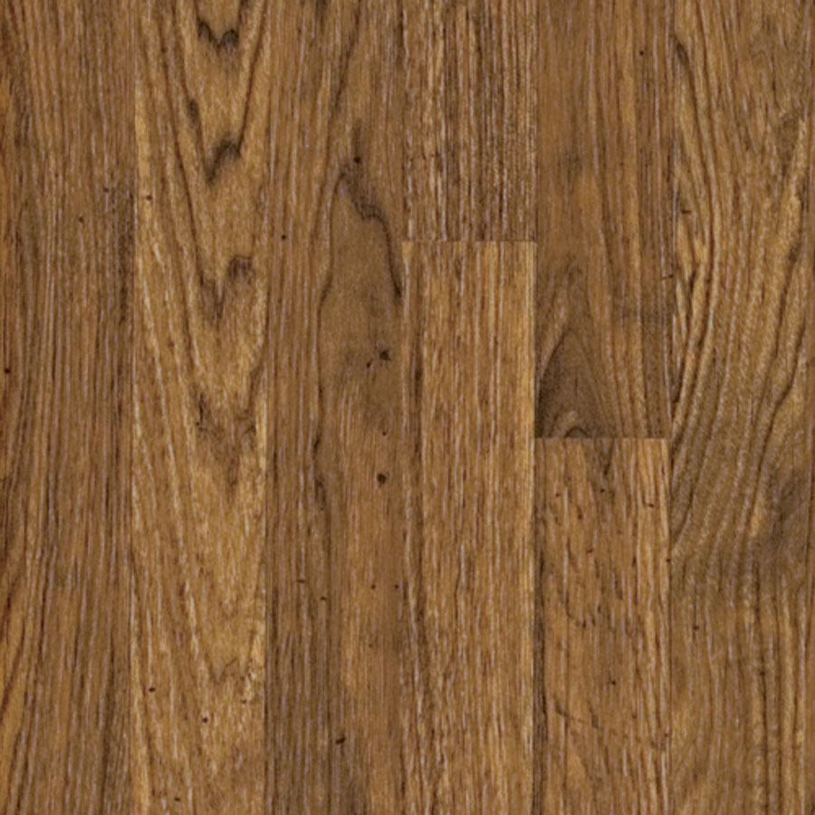 Shop pergo max w x l historic hickory for Laminate plank flooring