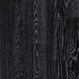 Pergo MAX 7.61-in W x 3.96-ft L Ebonized Oak Wood Plank Laminate Flooring