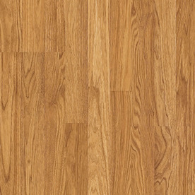 Pergo Max 7-5/8-in W x 47-9/16-in L Goldenrod Hickory Laminate Flooring