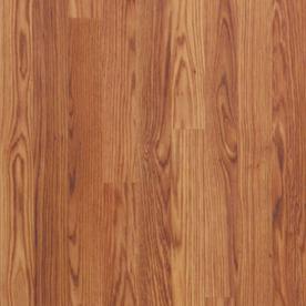 Pergo Max 7.61-in W x 3.96-ft L Galveston Oak Wood Plank Laminate Flooring