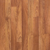 Pergo MAX 7.61-in W x 3.96-ft L Brighton Walnut Embossed Laminate Floor Wood Planks