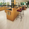 Pergo Max 7.61-in W x 3.96-ft L Whitewashed Beech Wood Plank Laminate Flooring