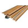 SimpleSolutions 2-3/8-in x 6-ft 6-11/16-in Oak 4-N-1 Moulding