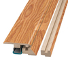 SimpleSolutions 2.37-in x 78.74-in Pine 4-n-1 Floor Moulding