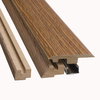 SimpleSolutions 2-3/8-in x 78-3/4-in Russett Oak 4-N-1 Moulding