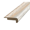 SimpleSolutions 2-3/8-in x 6-ft 6-11/16-in Pine Stair Nose Moulding