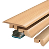 Pergo 2.375-in x 78.7-in Maple 4-N-1 Moulding