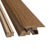 SimpleSolutions 2-3/8-in x 78-3/4-in Oak 4-N-1 Moulding