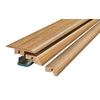 SimpleSolutions 2-3/8-in x 6-ft 6-11/16-in Tigerwood 4-N-1 Moulding