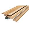 SimpleSolutions 2-3/8-in x 6-ft 6-11/16-in Bamboo 4-N-1 Moulding