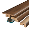 SimpleSolutions 2.37-in x 78.74-in Chestnut Hickory 4-n-1 Floor Moulding