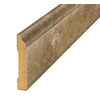 SimpleSolutions 3-1/4-in x 94-1/2-in Slate Base Moulding