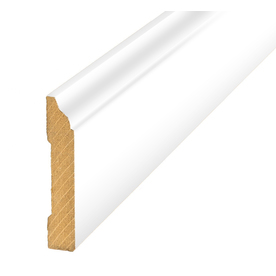 SimpleSolutions 3-5/16-in x 7-ft 10-1/2-in Inspiration Base Moulding