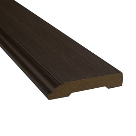 SimpleSolutions 3-3/8-in x 94-1/2-in Hickory Base Moulding