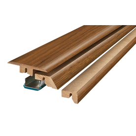 Pergo 2-3/8-in x 6-ft 6-11/16-in Hickory 4-N-1 Moulding